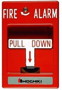Công tắc khẩn Hochiki báo cháy khẩn cấp HPS-SAH
